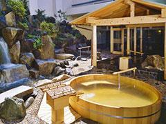 磯部温泉をお楽しみ頂ける旅館でお泊り頂くコースになります。